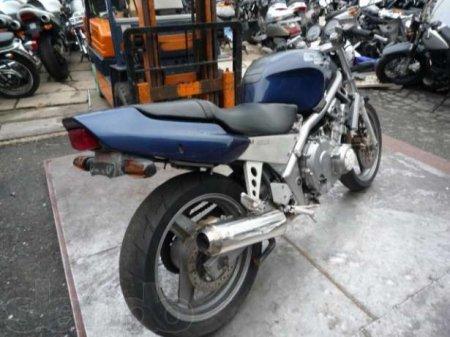 Описание и история мотоцикла Honda CB-1